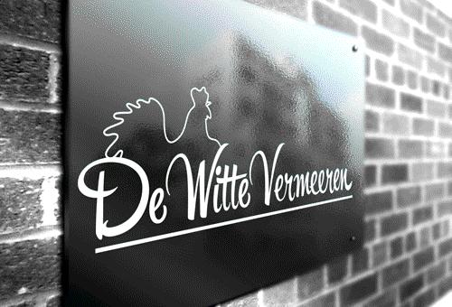 cr ation de logo de witte vermeeren roux flyers stickers lettrages impression. Black Bedroom Furniture Sets. Home Design Ideas